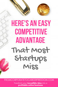 starting up a service business? here's an easy competitive advantage that most new startups miss, strategy, tips, entrepreneur