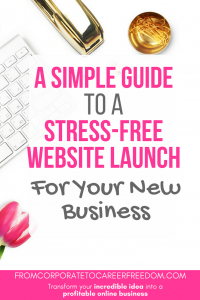 A really useful and practical guide to launching your new business website, including planning tips and a checklist
