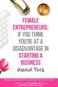 female entrepreneurs: think you're at a disadvantage? Here are 4 skills that will work to your strengths and how to use them in your business, entrepreneur, girl boss, startup, business