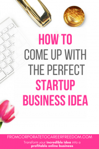 Think you need an original idea to start a business? Wrong! Here's what you need to do instead, and some tips on how to come up with the perfect startup business idea. entrepreneur, startup, strategy, idea, tips