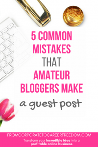If you're a new blogger, you need to know these 5 blogging mistakes that amateur bloggers make, blogging, content marketing, new blogger