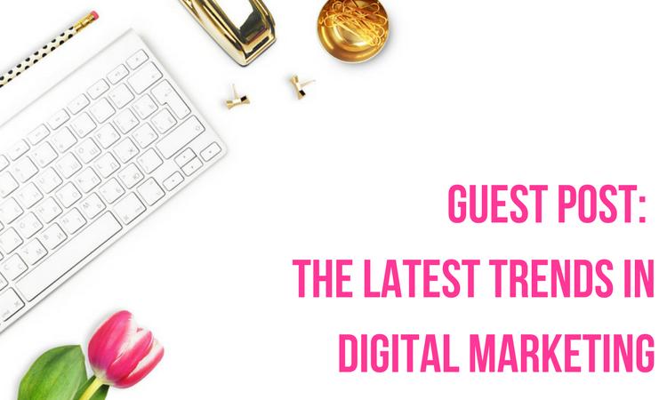 trends digital marketing