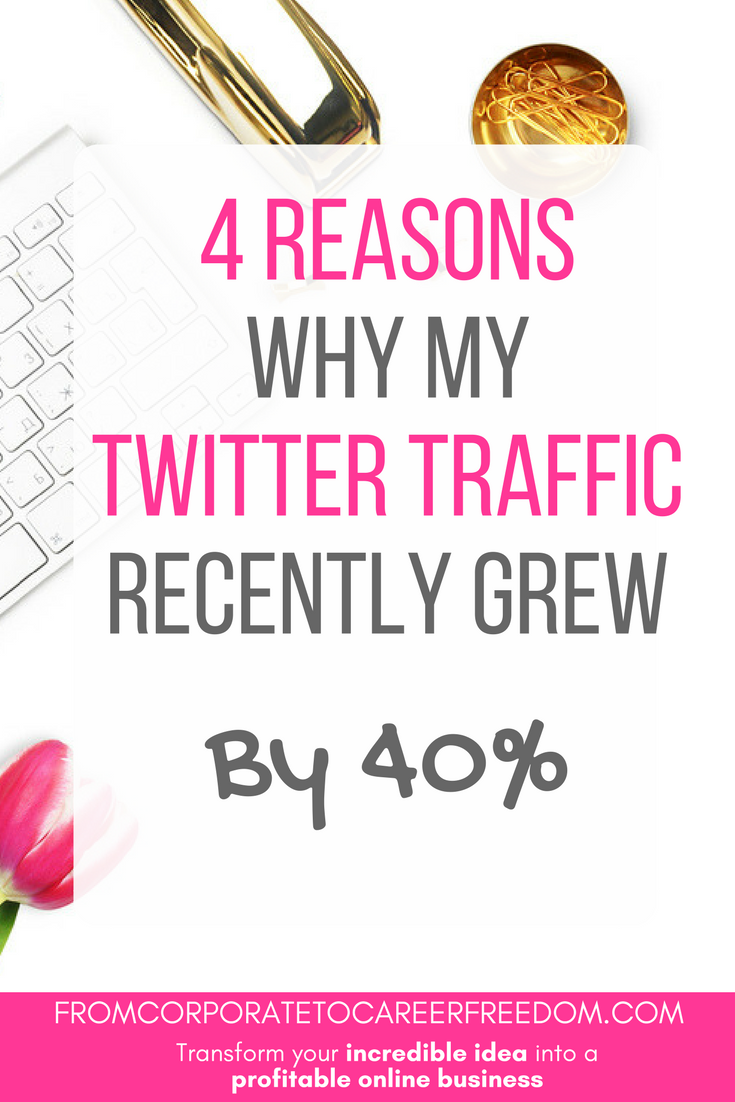 how to get more traffic from twitter in four easy steps