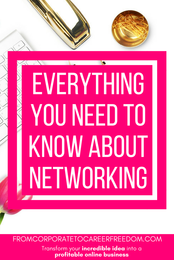 everything you need to know about networking as an entrepreneur to help grow your business, startup, advice, tips