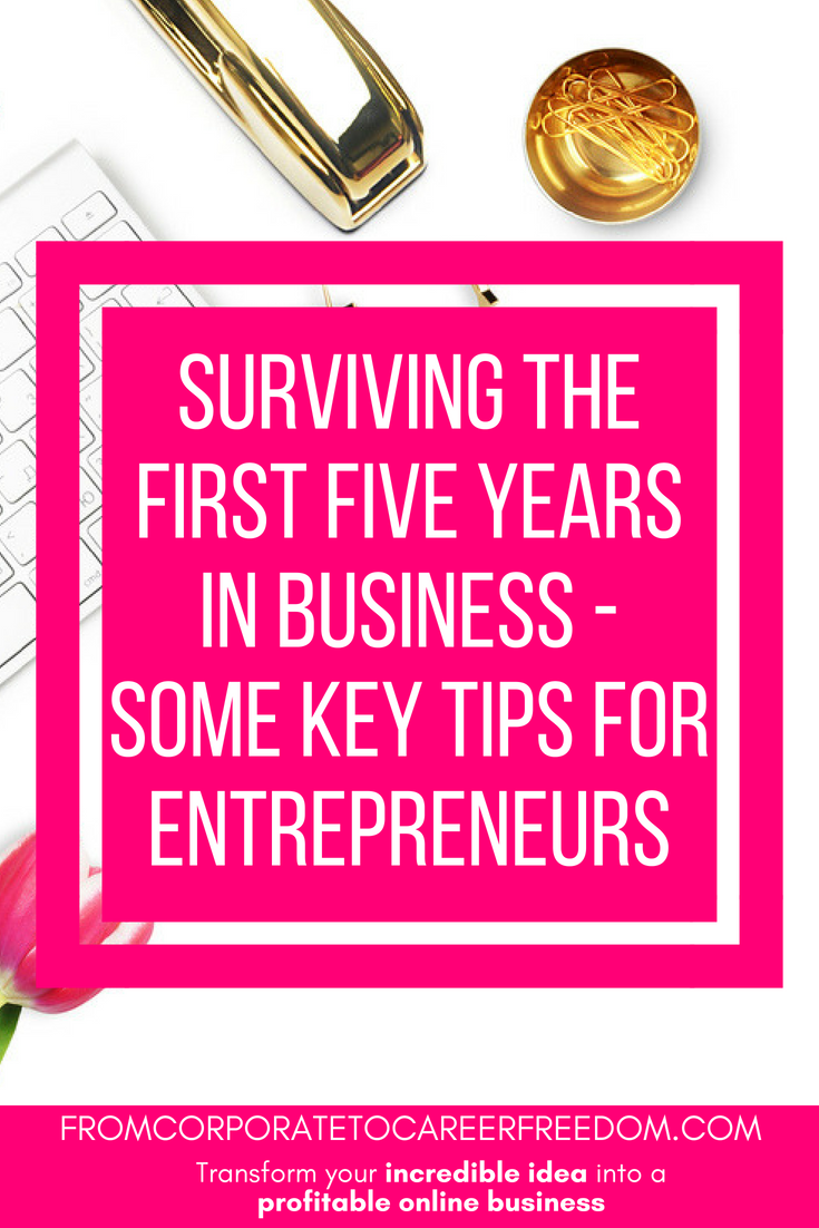 Here are a few things you can do to make those first years of your startup a success, entrepreneur, tips, advice, growing, surviving, profitable
