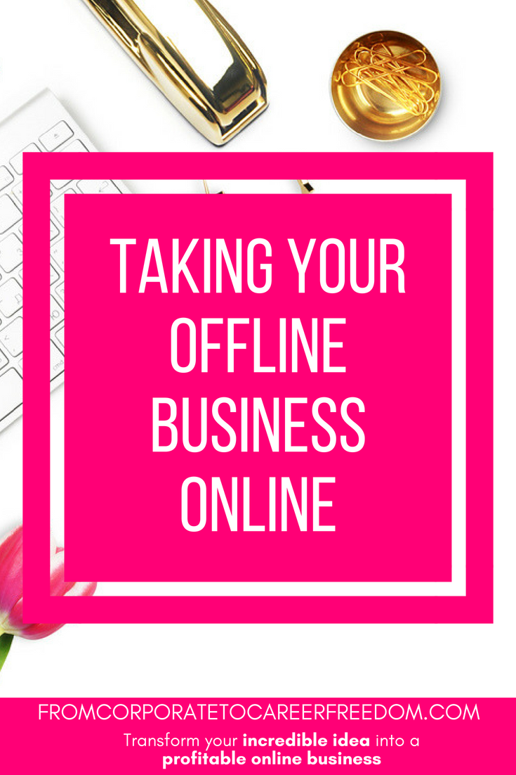 If you have an established bricks and mortar business and want to relaunch it into an online brand, this post will guide you on the steps you need to take. You'll discover the technology you need to consider, how to use social media to your advantage. and what every entrepreneur should ensure they do with their offline brand #onlinebusiness #startup #website