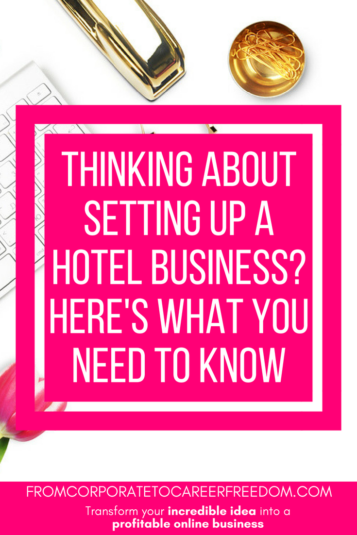 If you are thinking about setting up a new hotel business, here are some of the critical factors you need to consider, including what you need to do to help market your new startup business online #hotelbusiness #startup #entrepreneur #business